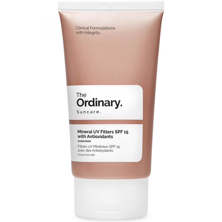 The Ordinary Spf