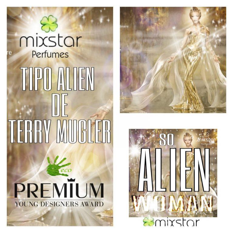 Alien Perfume