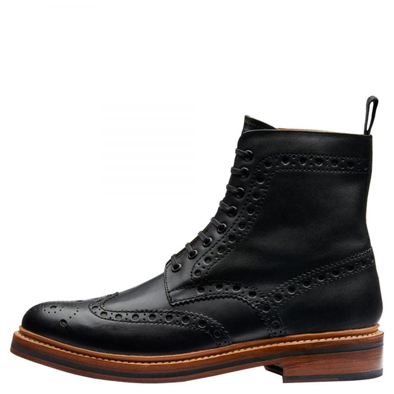 Beard Oil Boots