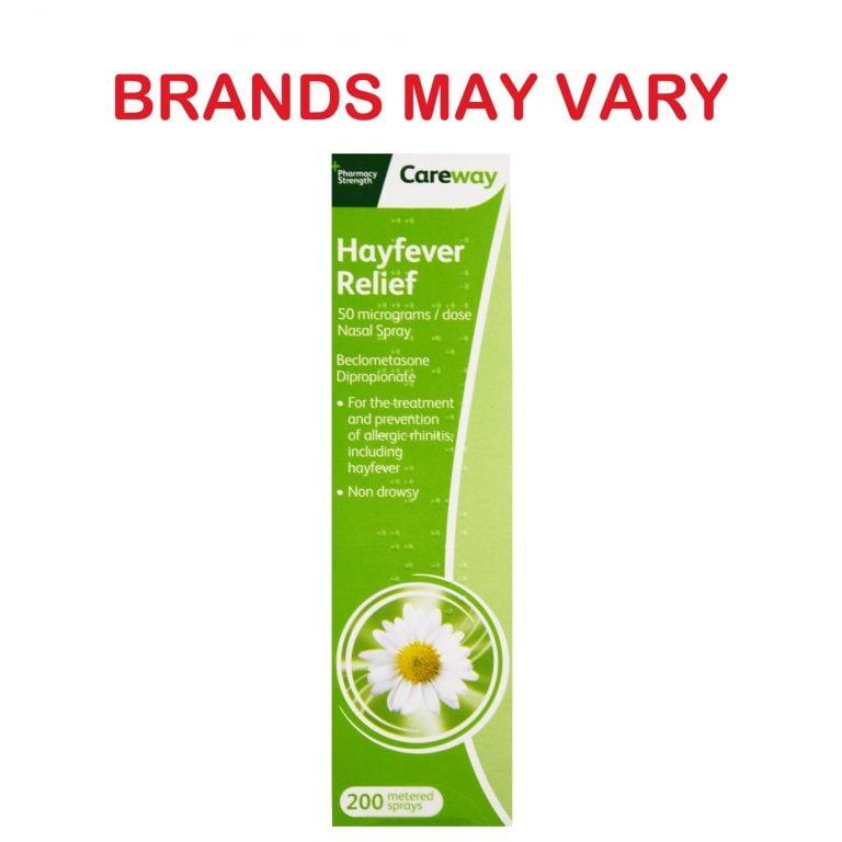 Hayfever Nasal Spray