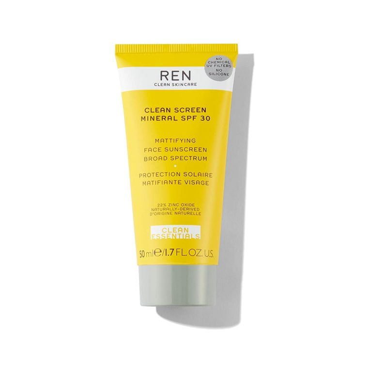 Mineral Uv Filters Spf 30 With Antioxidants
