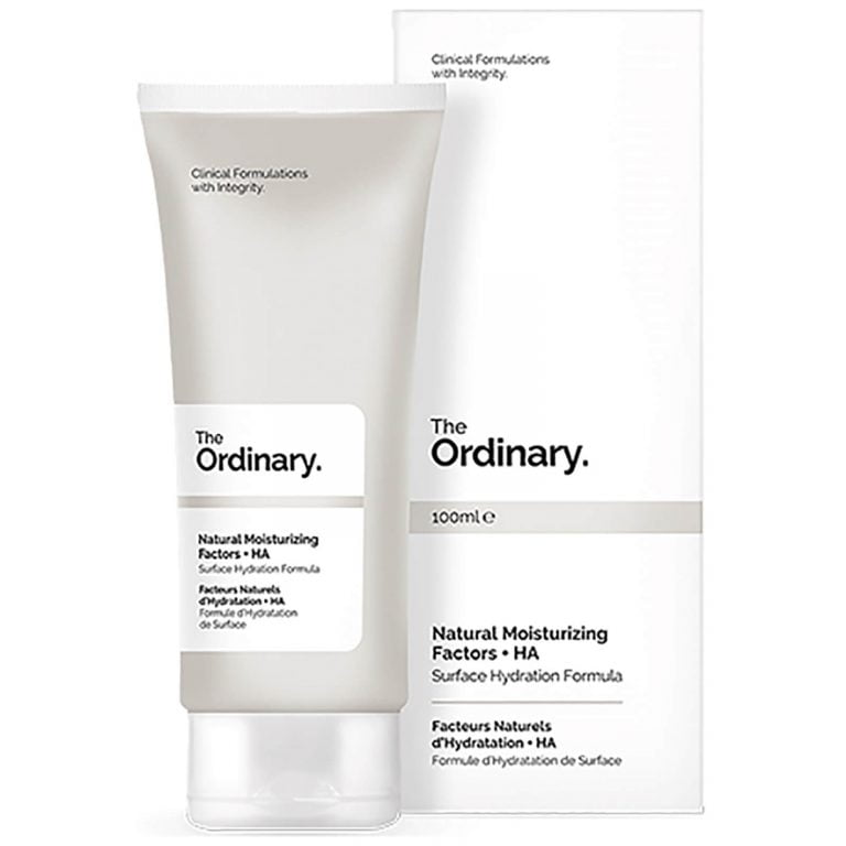 The Ordinary Acne Routine