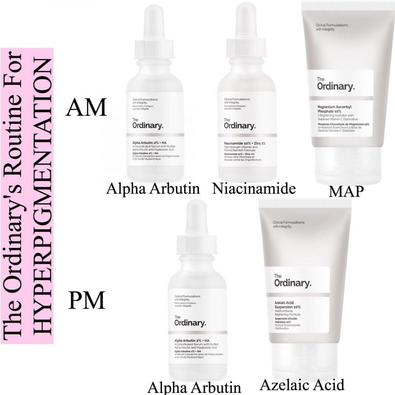 The Ordinary Hyperpigmentation