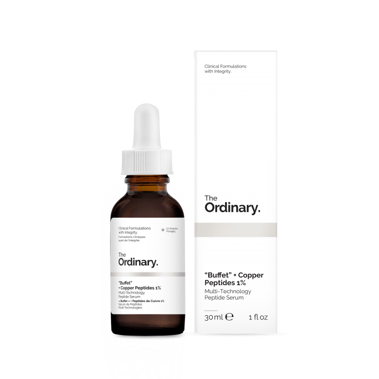 The Ordinary Peptides