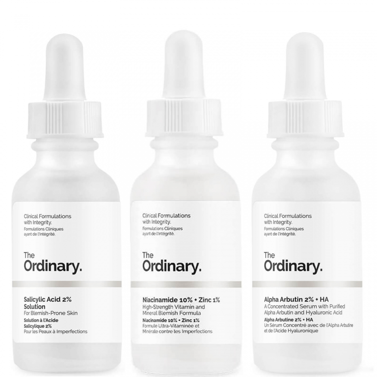 The Ordinary Skin Care