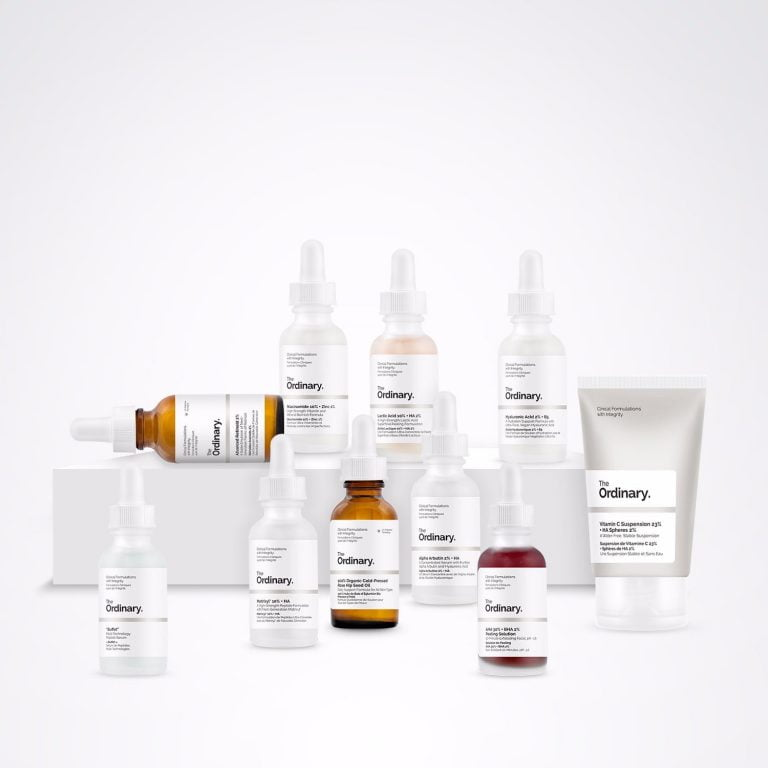 The Ordinary Skin Products