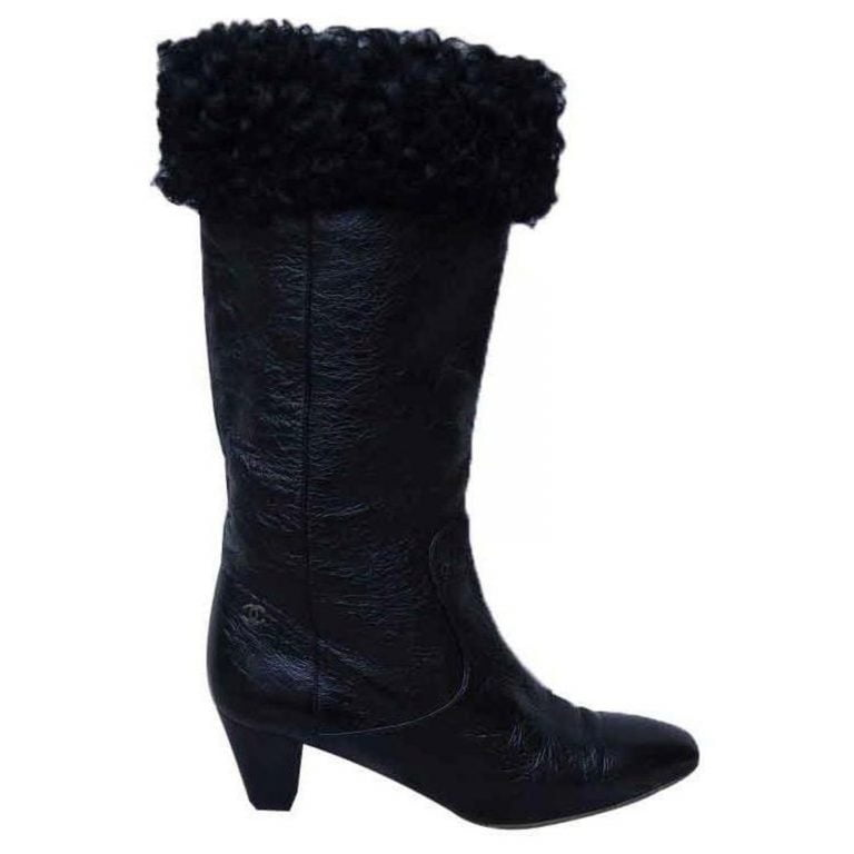 Chanel No 5 Boots