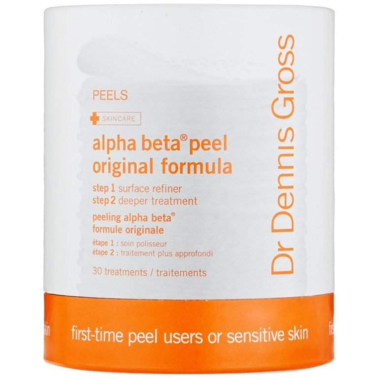 Dr Dennis Gross Alpha Beta Peel