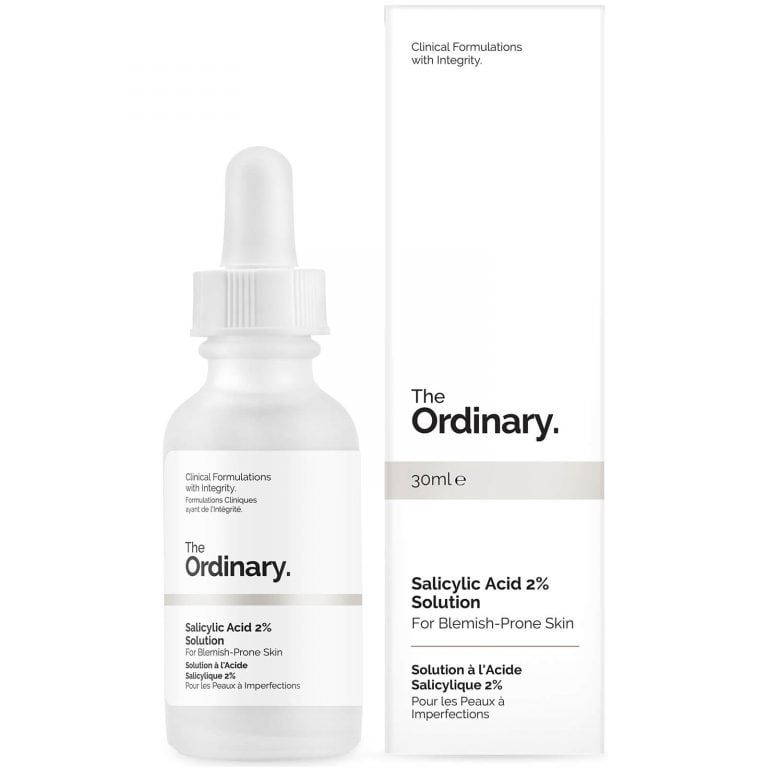 The Ordinary Salicylic Acid Review